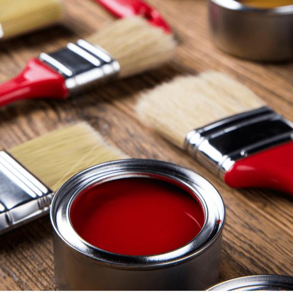 Idropittura e coloranti